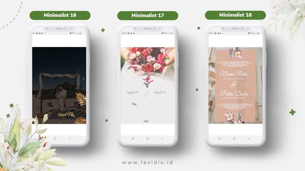 Video Undangan Pernikahan Radigi Wedding Minimalis 16-18