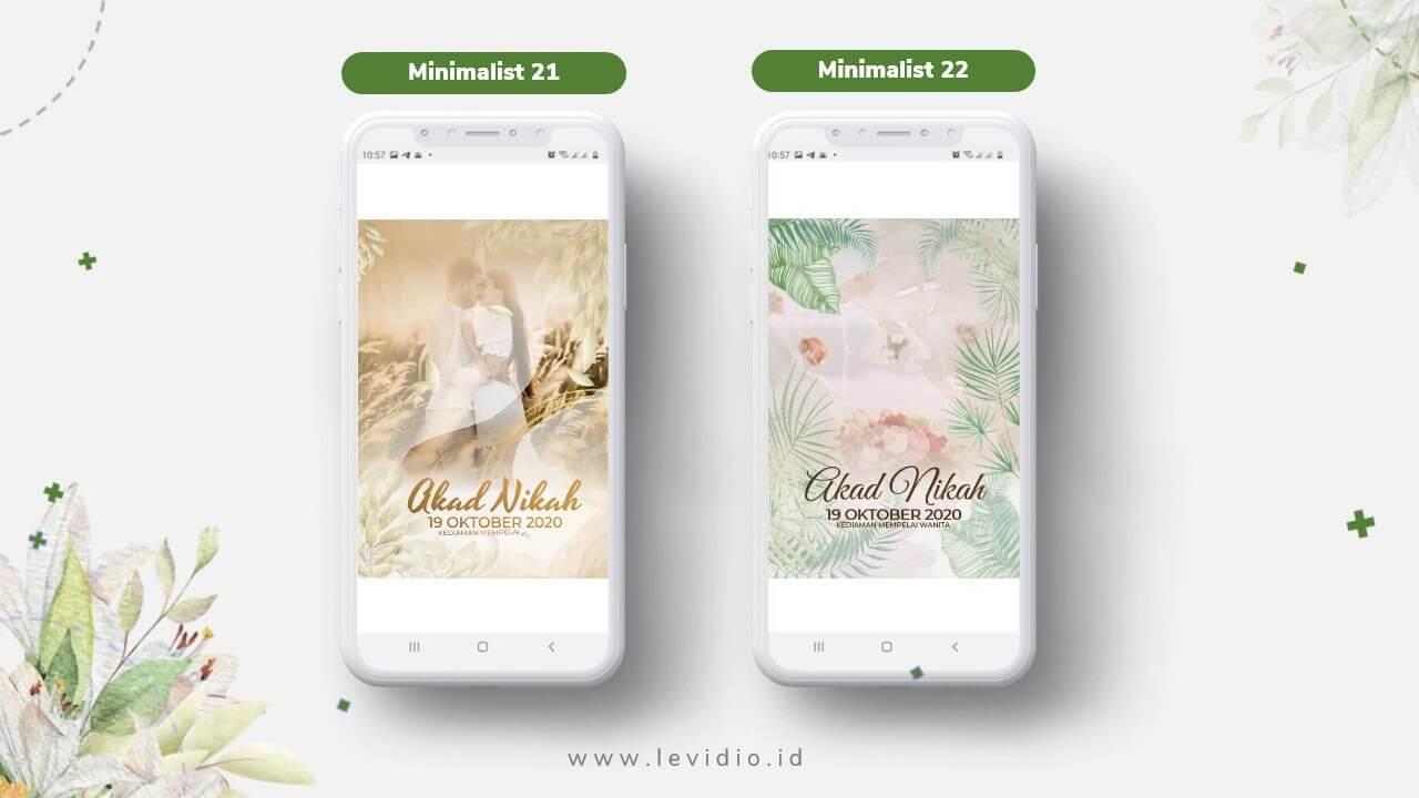 Video Undangan Pernikahan Radigi Wedding Minimalis 21-22